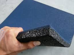 rubber floor tiles picture