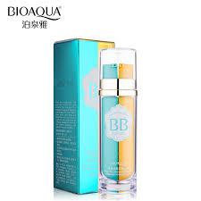 bioaqua brand 2 in 1 base makeup bb cream primer foundation make up coverage maquiagem whitening