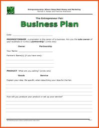 Downloadable Business Plan Template Business Plan Doc Under Fontanacountryinn Com