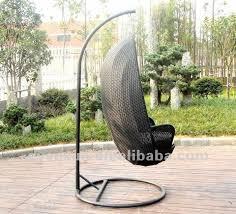 wicker hanging basket chair wicker hanging basket chair outdoor hanging chair rattan basket chair on alibaba com