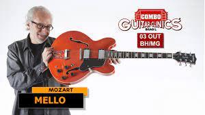 Guitarras de Elite] MOZART MELLO :: 1° COMBO GUITAR CLINICS BRASIL - YouTube