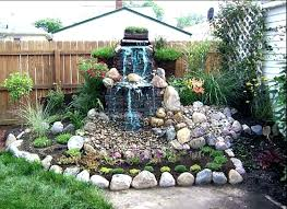 diy pool waterfall kit backyard waterfalls ideas and ponds pictures small designs with