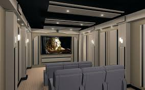 modern home theater furniture. Modern Home Theater Seating Furniture Arrangements Of Theatre Grey Sofas Applied On The . E