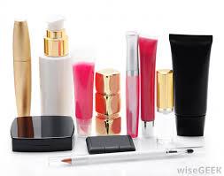 various types of makeup