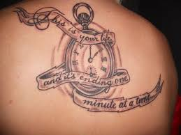 Short Quotes About Time Best 48 Short Inspirational Tattoo Quotes Ideas With Pictures