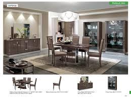 dining room furniture modern formal dining sets platinum slim dining