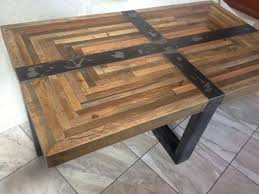 industrial furniture table. Rustic Industrial Furniture Perth Table