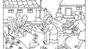 Christmas Nativity Scene Coloring Pages For Print Jokingartcom
