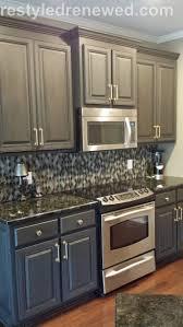 kitchen cabinet refinishing kitchen cabinets luxury cabinets annie sloan chalk paint in graphite dark wax