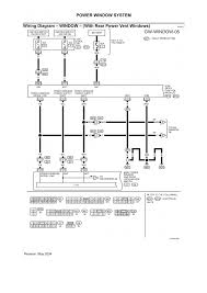 repair guides glasses window systems mirrors 2004 power wiring diagram window rear power vent windows page 01 2004