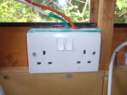 picture of socket s and lights