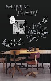 Krijtbord Magneetbehang Xl Collages Maken Vtwonen