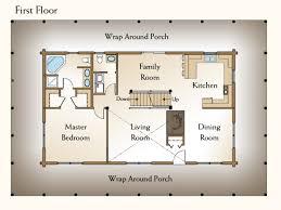 3 Bedroom Log Cabin Floor Plans  Nrtradiantcom4 Bedroom Log Cabin Floor Plans