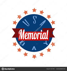 Typography Design Layout Memorial Day Typography Design Layout For Usa Memorial Day