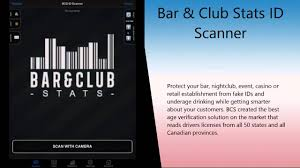 Scanner Ipad Stats - Club Review Id Youtube Iphone Bar amp;
