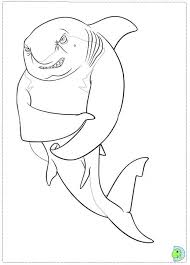 Small Picture Shark Coloring Pages Kids Coloring Home