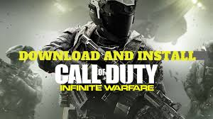 cod infinite warfare install size download and install cod infinite warfare for pc youtube