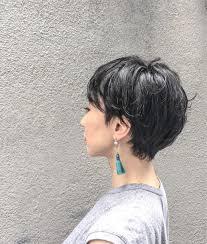 髪型 ショート 刈り上げ 女性 Divtowercom