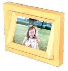 lead two sided picture frame 5x7
