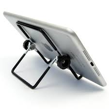 <b>Foldable Metal</b> Tablet Stand Adjustable Big <b>Phone</b> Tablet Desktop ...
