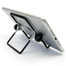 <b>Foldable Metal</b> Tablet Stand Adjustable Big <b>Phone</b> Tablet Desktop ...