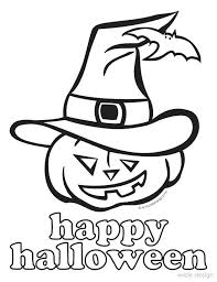 Small Picture Free Printing Halloween Coloring Pages Printable Kids Download