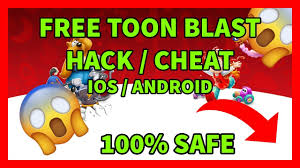FREE Toon Blast Cheat / Hack for iOS or Android 2018 *WORKING* - YouTube