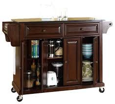 kitchen carts granite top furniture solid black granite top kitchen cart mitchell kitchen cart with granite