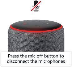Amazon Echo (gen 3), trợ lý ảo Alexa với âm thanh tuyệt vời - Gu Công Nghệ