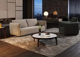 westbury sofas and credenza
