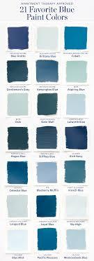 Beautiful Light Blue Paint Colors Color Cheat Sheet The Best Blue Paint Colors Apartment