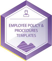 Employee Policy Procedures Templates Microsoft Word