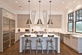modern kitchen pendant lighting. kitchen pendant lights and metal stools white island cabinets vintage modern lighting