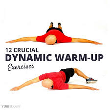 12 crucial dynamic warm up exercises to do before you workout