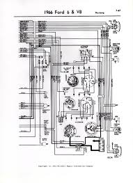 1965 ford mustang auto trans electrial system died graphic
