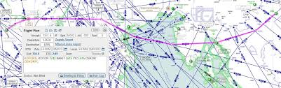 Flight Routes And Airports Junij 2017