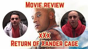 xXx Return of Xander Cage 2017 Movie Review YouTube