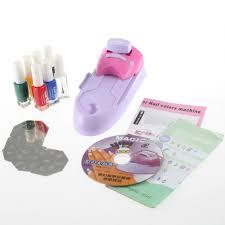 Nail Art Stamping Machine in Pakistan | Hitshop