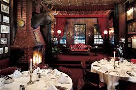 Keens Steakhouse Restaurants In Midtown West New York