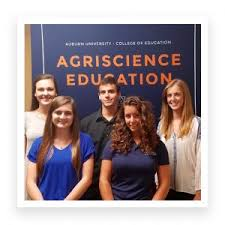 Auburn Agriscience Education students honored at national ...