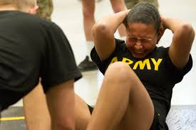 Pt Test Chart Army Males Army Basic Training Pft Military Com