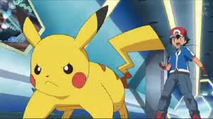 Amourshipping Satoshi o - Ash y Serena - Pokemon XY&Z capitulo 32