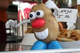 real mr potato head. Delighful Potato Mr Potato Head Throughout Real Mr