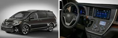 2018 toyota sienna. contemporary toyota more entertainment technology added to the 2018 toyota sienna with toyota sienna
