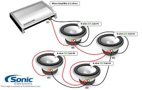 subwoofer wiring diagrams sonic electronix wiring diagram subwoofers Wiring Diagram Subwoofer #13