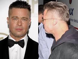 Brad Pitt Coupe Cheveux