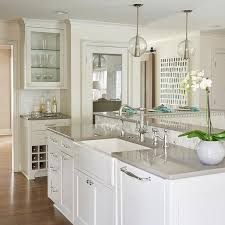 Small Picture Top 25 best White kitchen island ideas on Pinterest White