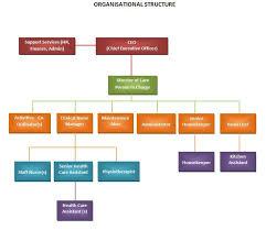 Home Kitchen Organization Chart Nursing Home Organizational Chart Bedowntowndaytona Com
