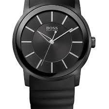 1512742 hugo boss men s watch analogue quartz black dial silicone 1512742 hugo boss men s watch analogue quartz black dial silicone strap amazon co uk watches