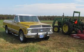 1972 Chevrolet C20/K20 - Information and photos - MOMENTcar